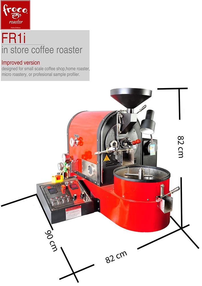 Froco Coffee Indonesia - Indonesian Coffee and Roasting Machinery